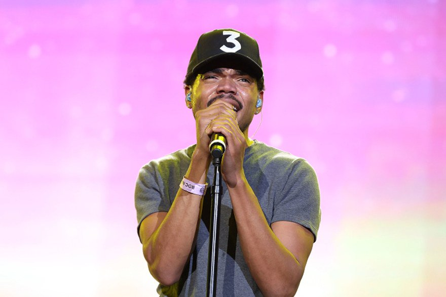 Witness yet another perfect moment between Chance the Rapper and Beyoncé