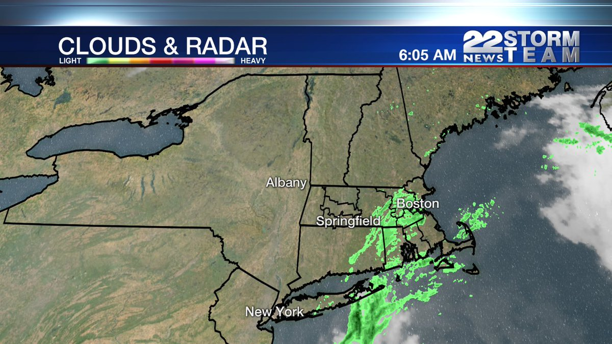 Take an umbrella, but most of the day should be dry. Updated shower chances on 22News 6-7am https://t.co/gmoGdRqrog https://t.co/VUkZr6gGrt