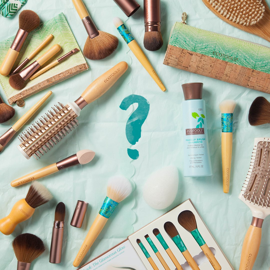 This mystery is definitely not scary. Enter to #win a MYSTERY BOX of EcoTools products! https://t.co/HBPvwFIMiQ https://t.co/Fn9Mc7lKLG