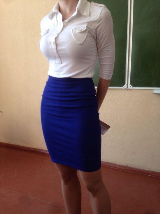 у учителей под юбкой фото