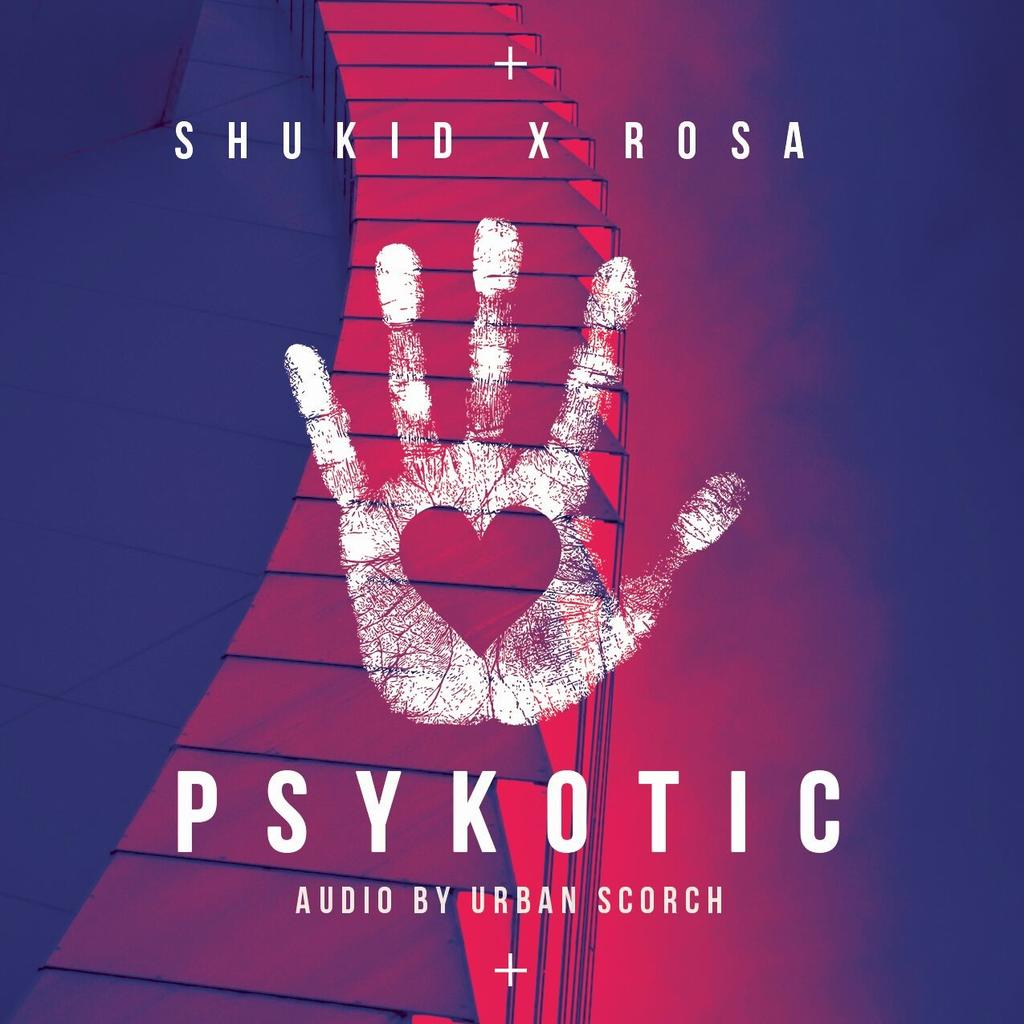 "Check out the brand new @KingShukid254 single ""Psykotic"" with @TheOnlyRosa on YouTube now! https://t.co/36iwau2UAy https://t.co/1ShiVHJyAS"