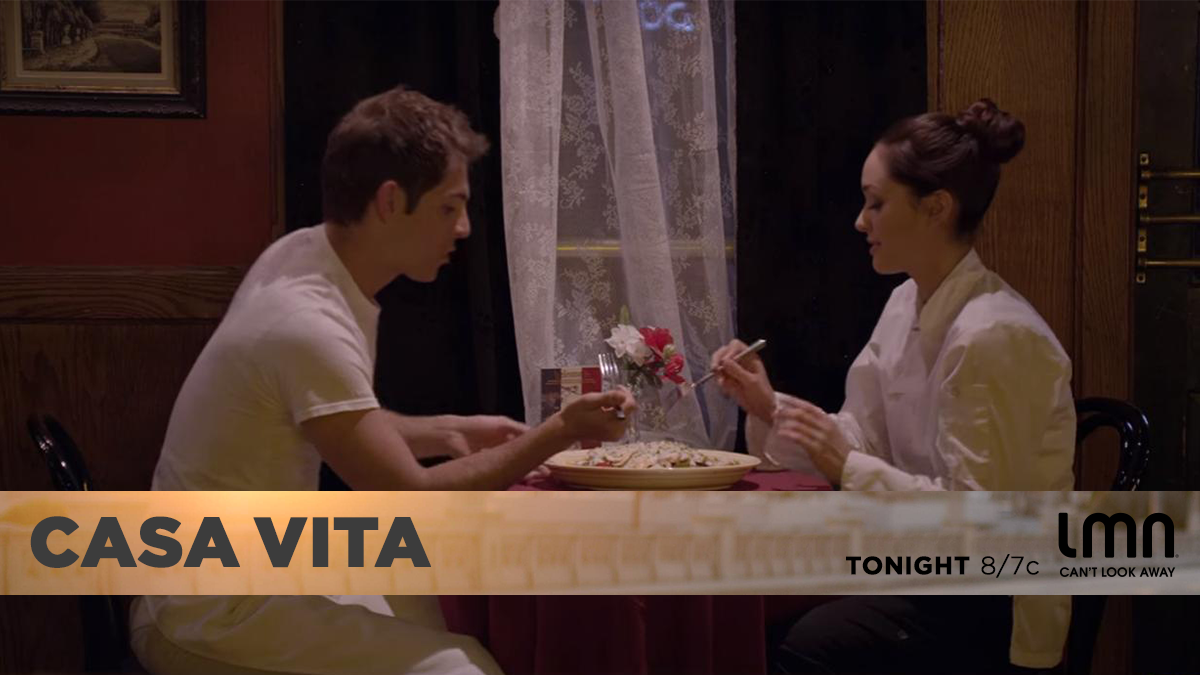 .@bilodope and @linzzmorgan star in #CasaVita tonight at 8/7c. https://t.co/Svg3eQz2Cv