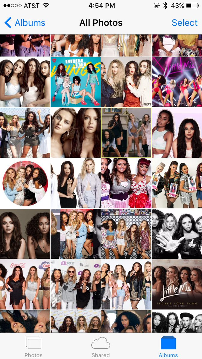 Every #Mixers camera roll