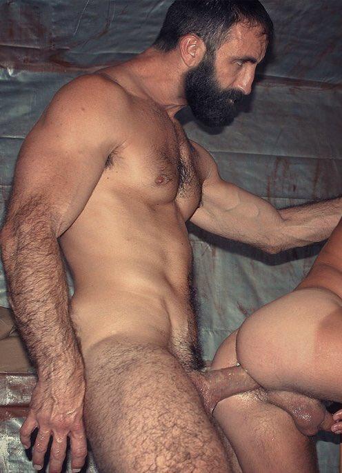 Секс С Волосатым Кавказцем Порно