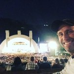 Image of hollywoodbowl from Twitter