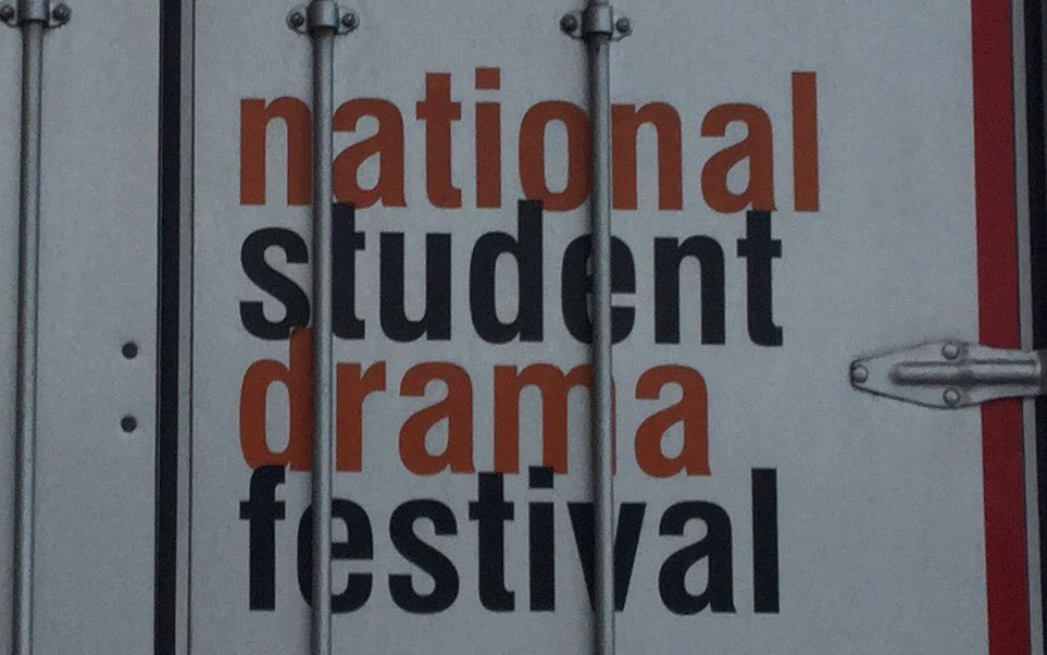 Michael @NSDFest seeing Romeo & Juliet adaptation tonight @Nescot by NEXUS Ensemble https://t.co/nm5JzTwRpt
