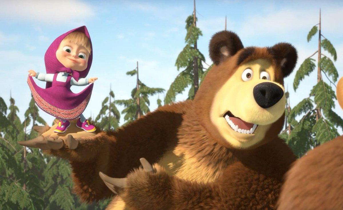Новая серия маша и медведь 2017 года 62 серия