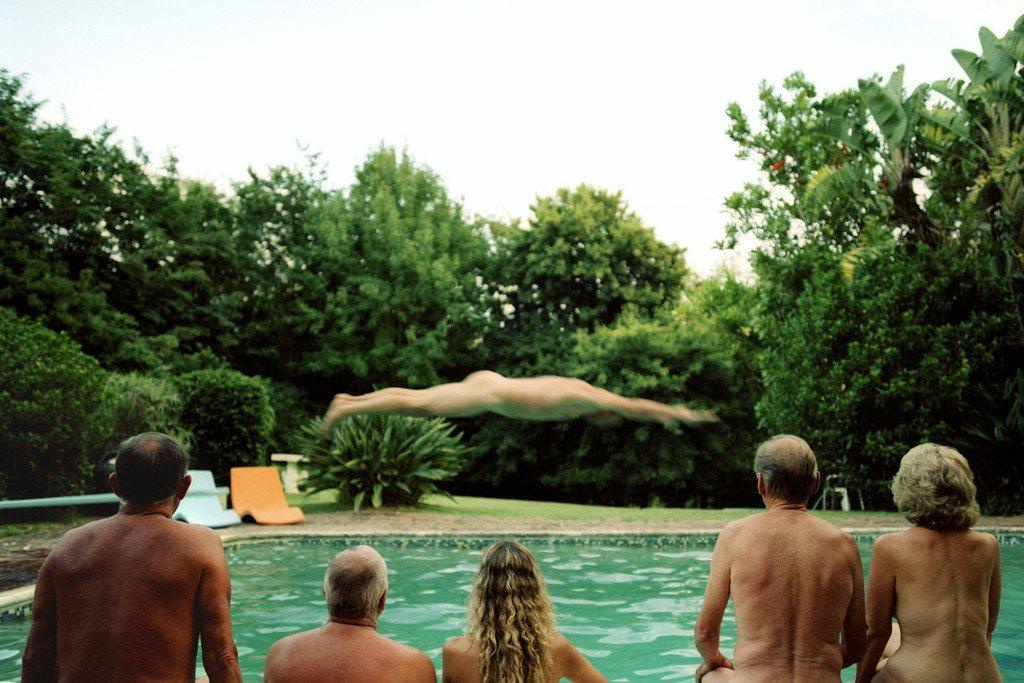 Wyoming nudist resort