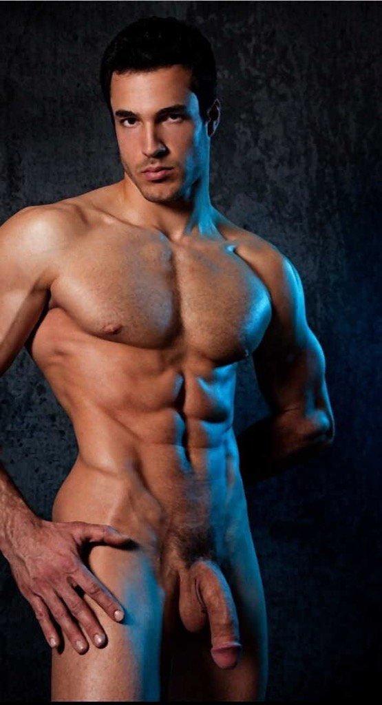 Модели мужчины голые фото