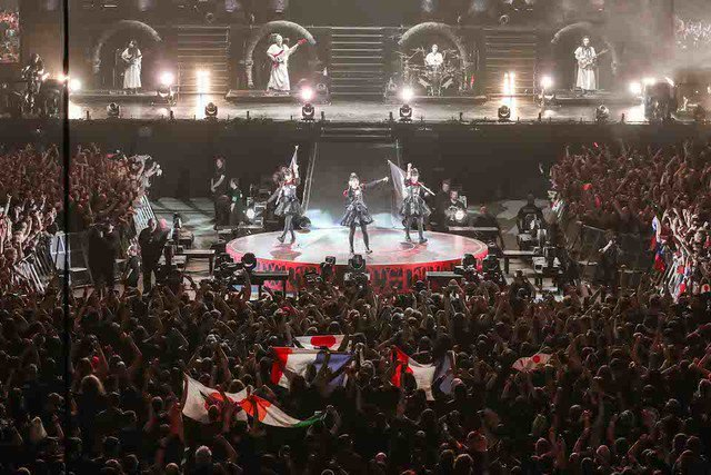 BABYMETAL、英国の音楽アワードで「BEST LIVE ACT」受賞 https;//t.co/vIGmhFDc2f #BABYMETAL https;//t...