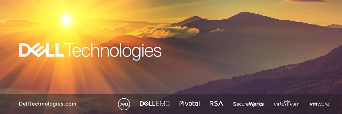 #DellTechnologies Let the transformation begin https://t.co/ltwPgMNRQo https://t.co/wbGOQrgMGP
