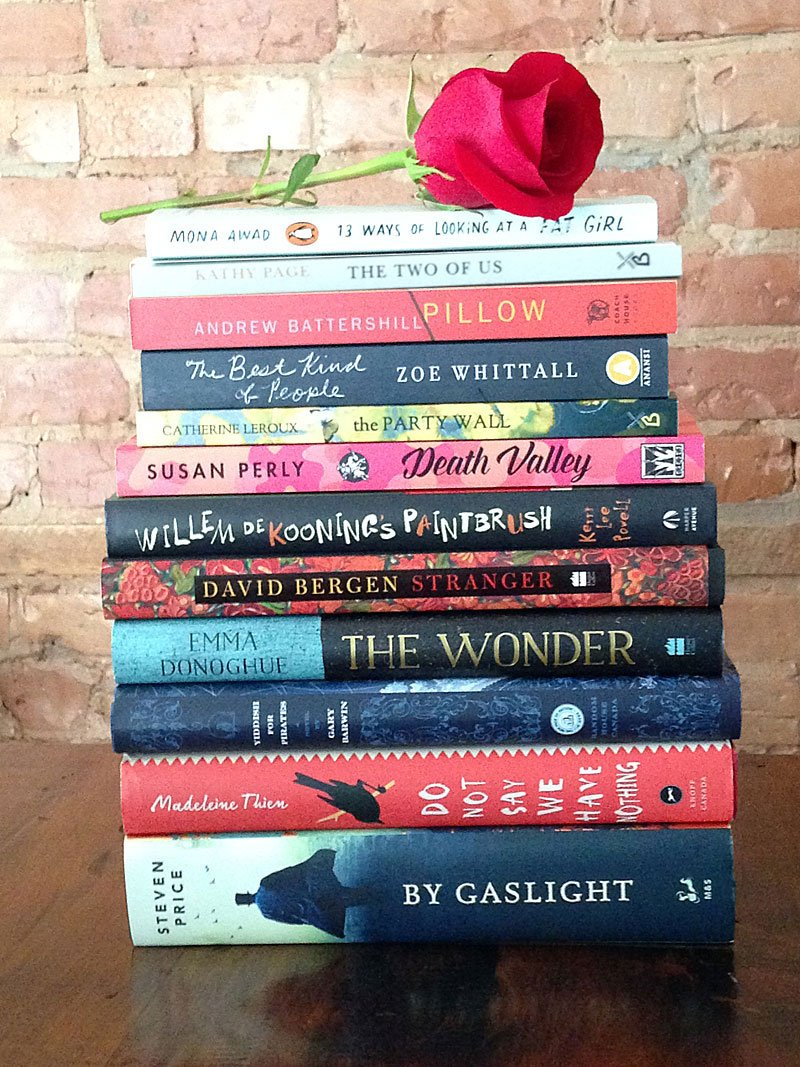 12 #CanLit gems grace the 2016 Scotiabank #GillerPrize longlist ... https://t.co/Bku4XHtMTm https://t.co/G5wNv7MPUO