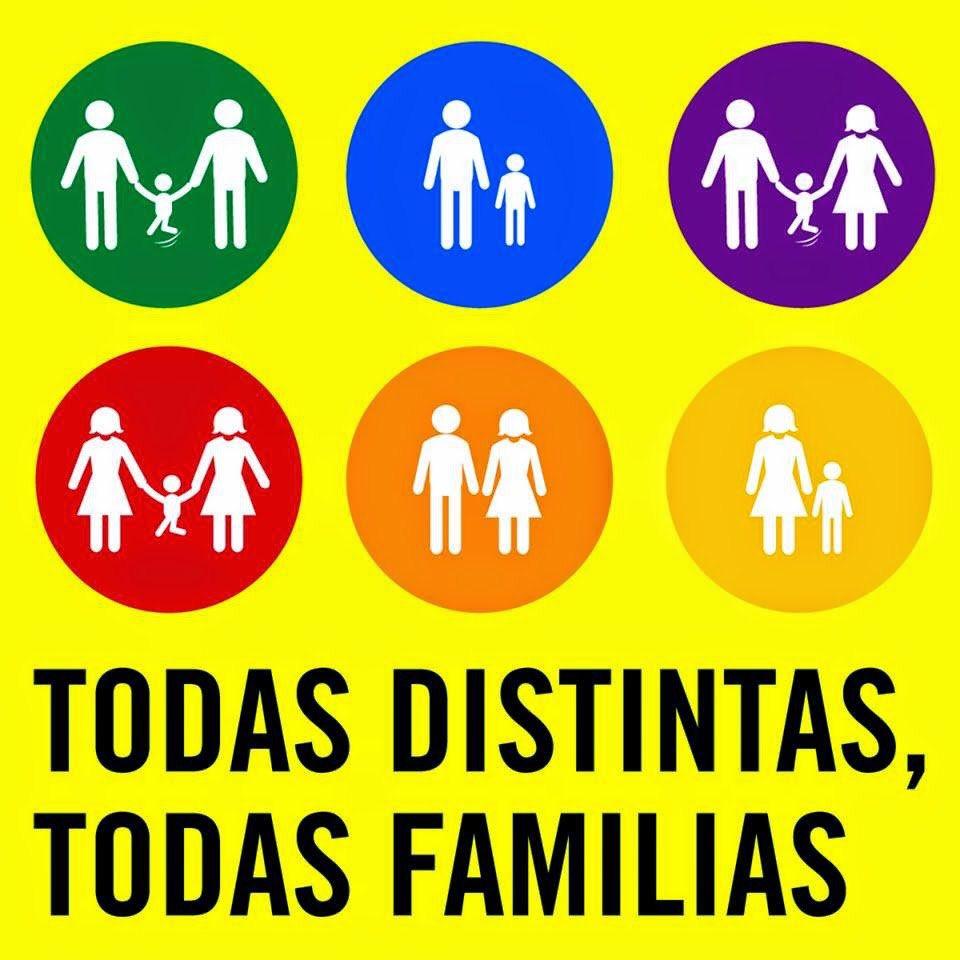 """No hay tal cosa como """"familia natural"""" y TODOS en México merecemos la misma seguridad jurídica. https://t.co/j1FDSofqop"""