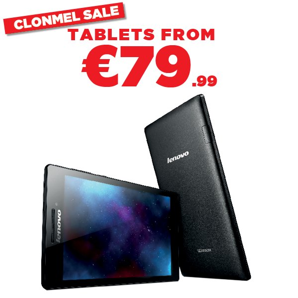 Head into DID Clonmel this weekend for our BIGGEST EVER exclusive sale offers! Doors open at 9am #ItAllStartsHere https://t.co/bC2kqTLl6j