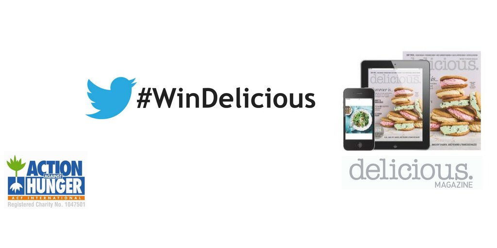 Get the chance to #win a year's sub to @deliciousmag by RTing this tweet & following them! https://t.co/dKF6uh3bAh https://t.co/kxFZyayFCZ