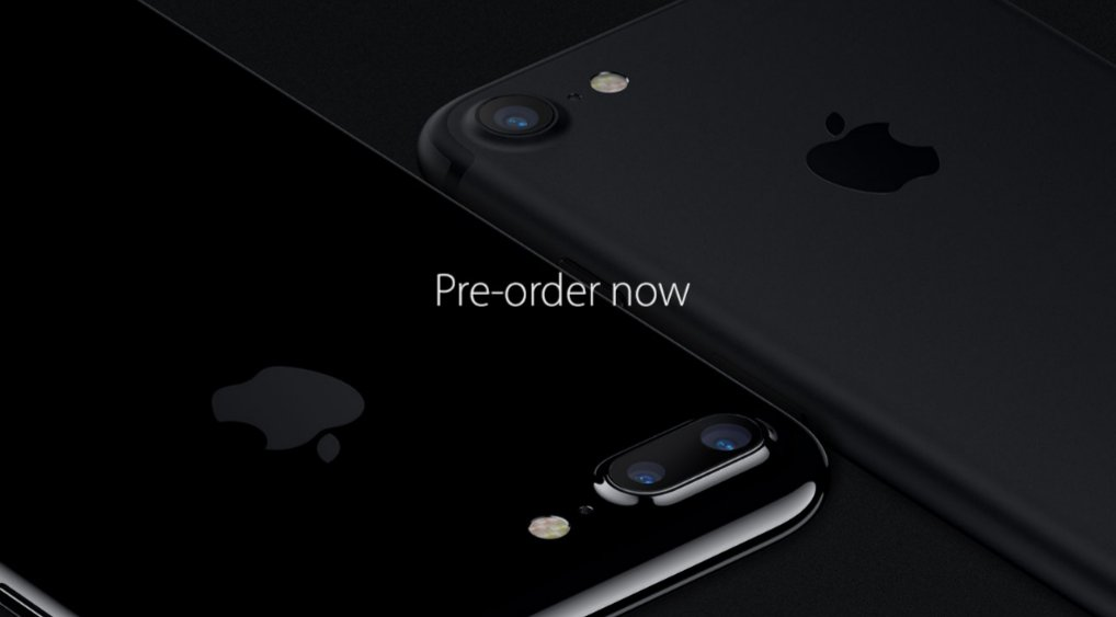 """Apple leaked another tweet, now deleted. It said the iPhone 7 is coming September 16 with a """"pre-order now"""" message https://t.co/mGO8jPo8y6"""