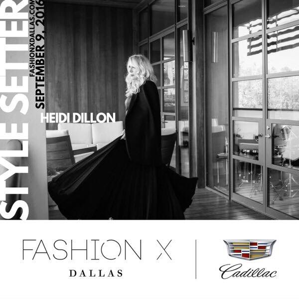 We can't wait to see our #Founder and #Night2 #StyleSetter for @FashionXDallas the fabulous @heididillon #RHOD https://t.co/QACuALDiAz