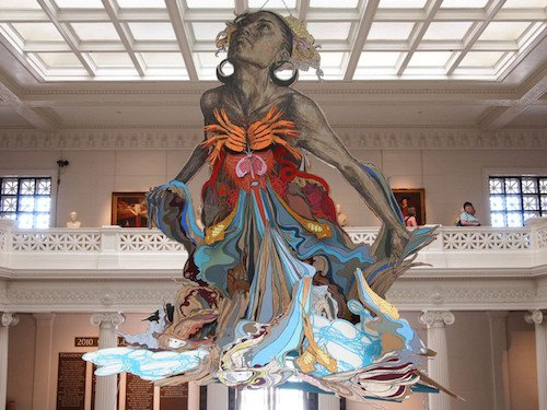 .@LSCgallery and @DIADetroit are partnering to showcase a major #installation #sculpture. https://t.co/pbHHx5DLrX https://t.co/YLR1nRFLu4