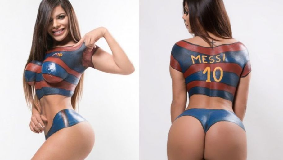 RT @fansportsmex: ¿Qué tal su miércoles? ¿Aburrido? Alégrate con unas fotos de la muyy sexy Miss Bum Bum ???? https://t.co/wtjWs9PUPz https://…
