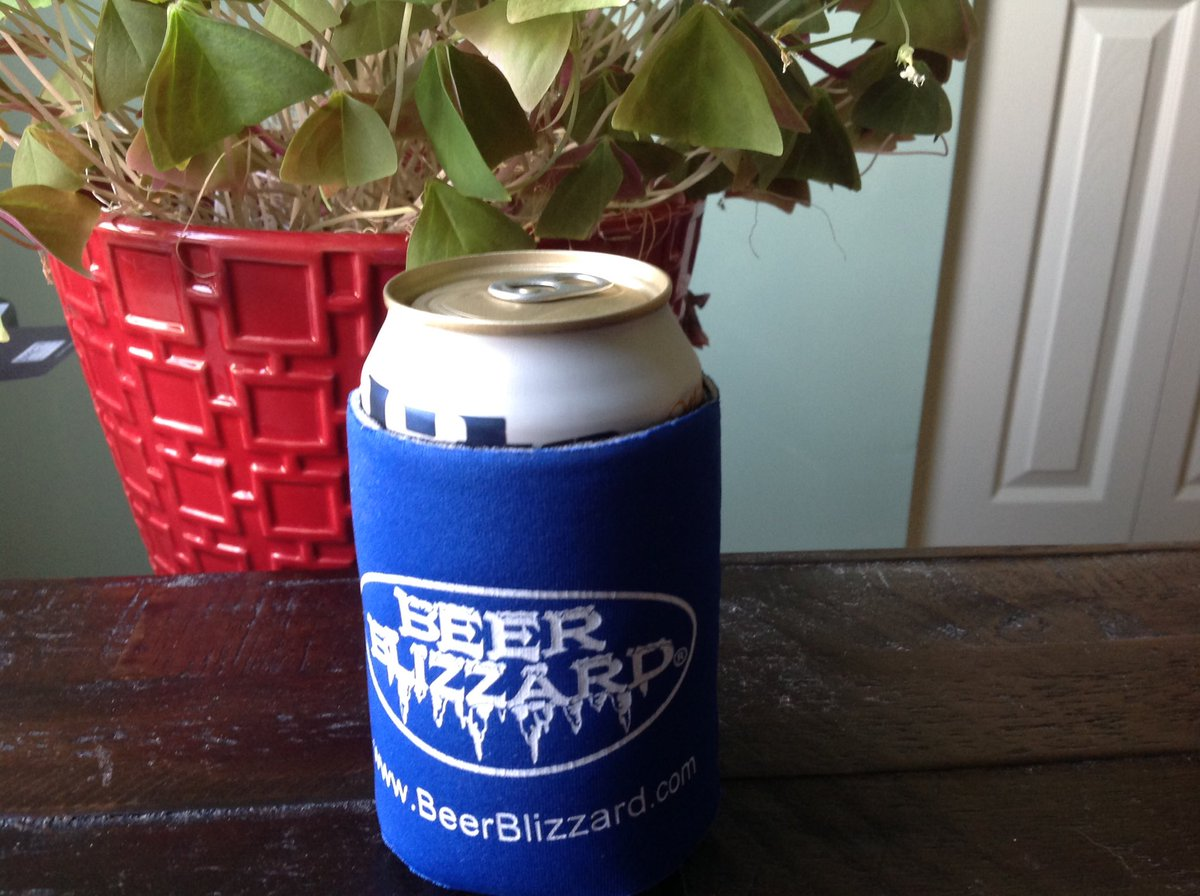 What could be better than a beer blizzard! @BeerBlizzard https://t.co/AeeyIxKgcN  #nationalbeerloversday https://t.co/bbtkdL7muE