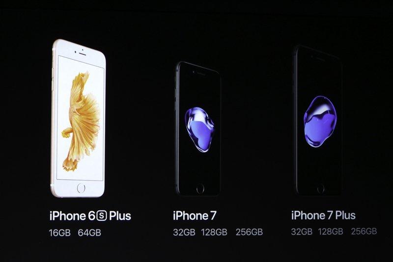 """ต่อไปนี้จะเหลือแค่ iPhone SE, 6S, 6S Plus, iPhone 7, iPhone 7 Plus นอกนั้น """"เลิกขาย"""" #AppleEvent #iPhone7TH #iMod https://t.co/77mY9ZAhcr"""