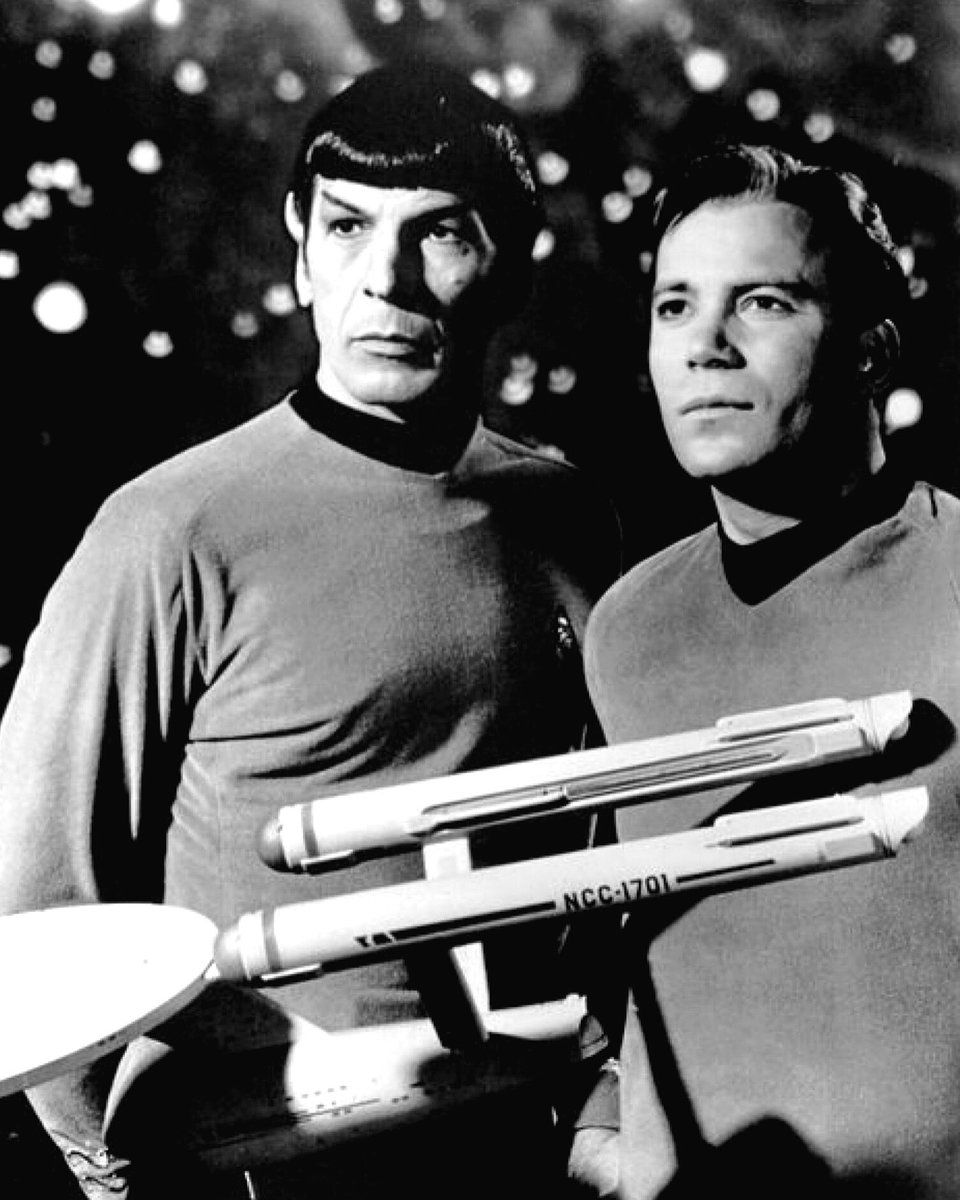 Fifty-years ago today, there was no #StarTrek on TV. Fifty-years ago tomorrow, the world was forever changed.