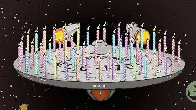 Happy 50th birthday @startrek https://t.co/7FtflTTNkb