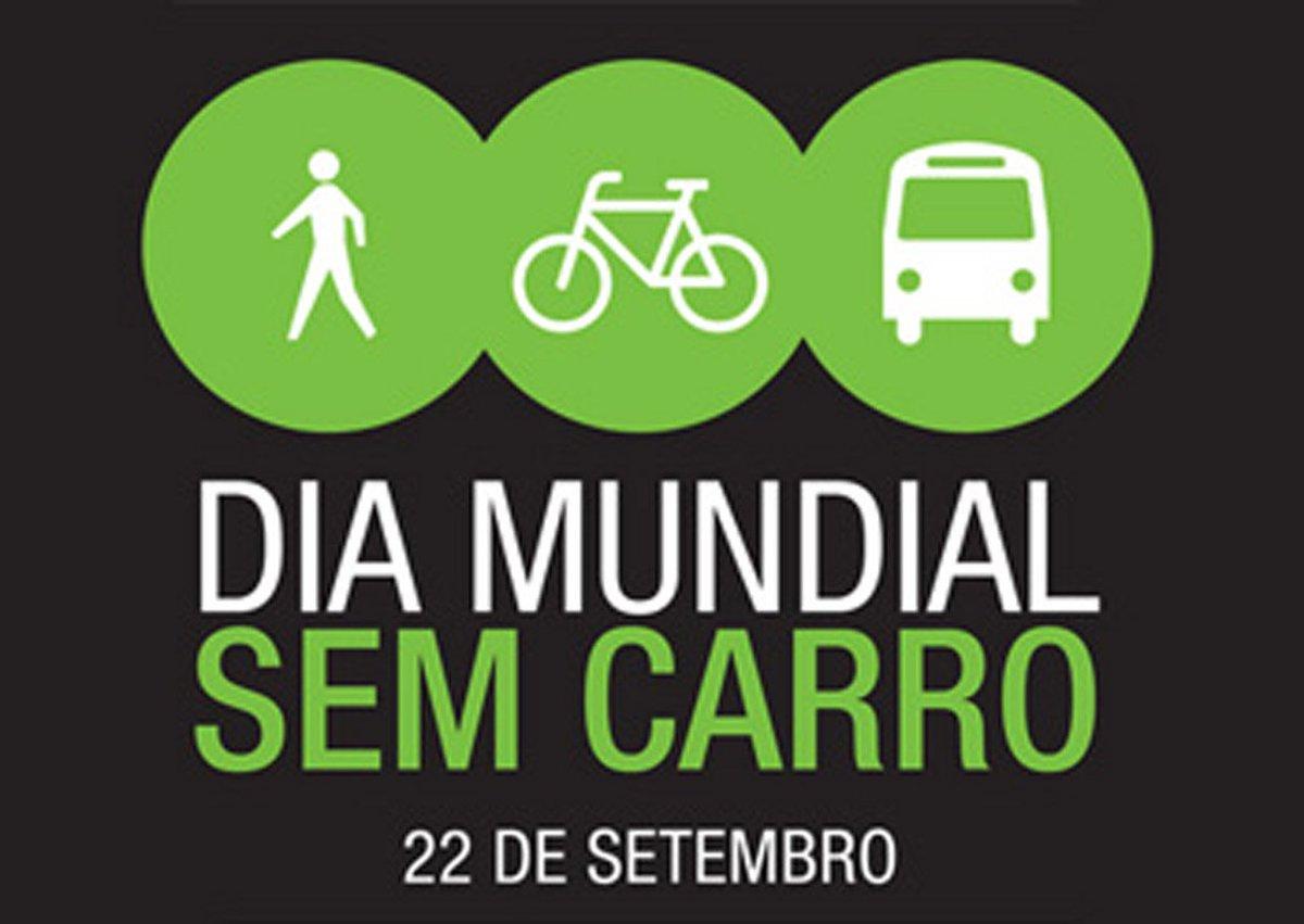 #DiaMundialSemCarro: Dia Mundial Sem Carro