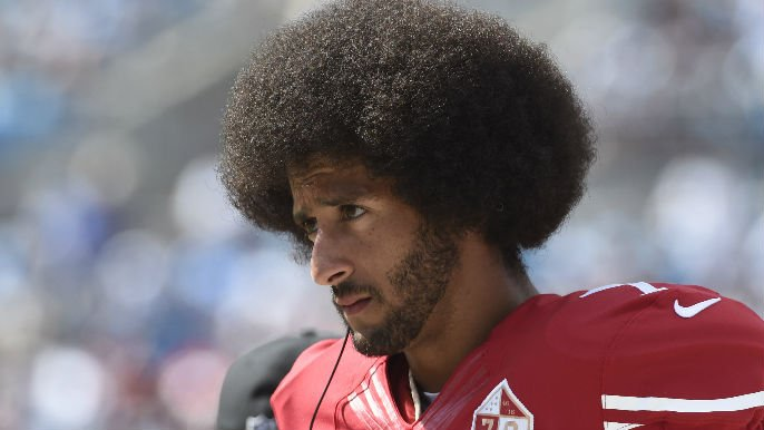 Kaepernick to donate $100k a month to community organizations https://t.co/FG6H3Om0zN https://t.co/WKliF6L2dq