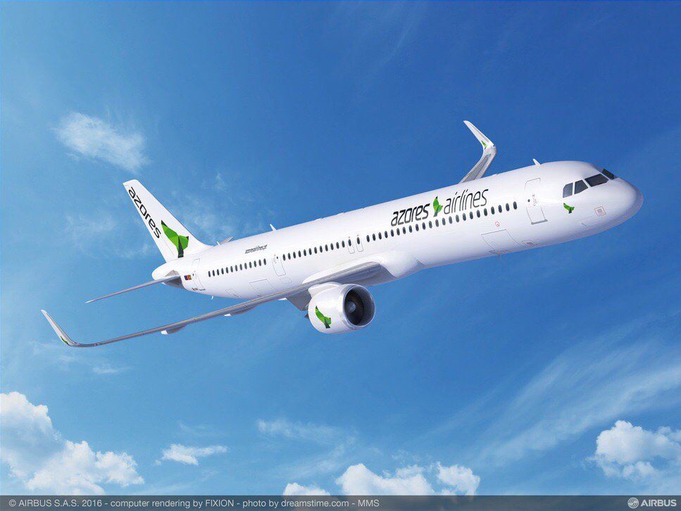 Azores Airlines to expand transatlantic ops with A321neo