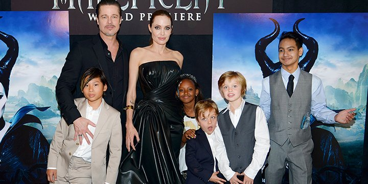 A look back at Angelina Jolie and Brad Pitt's family-focused dream wedding 2 years ago