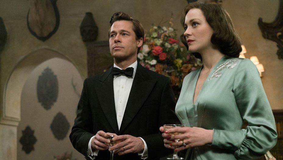 New Allied teaser drops amid Brad Pitt-Angelina Jolie divorce news