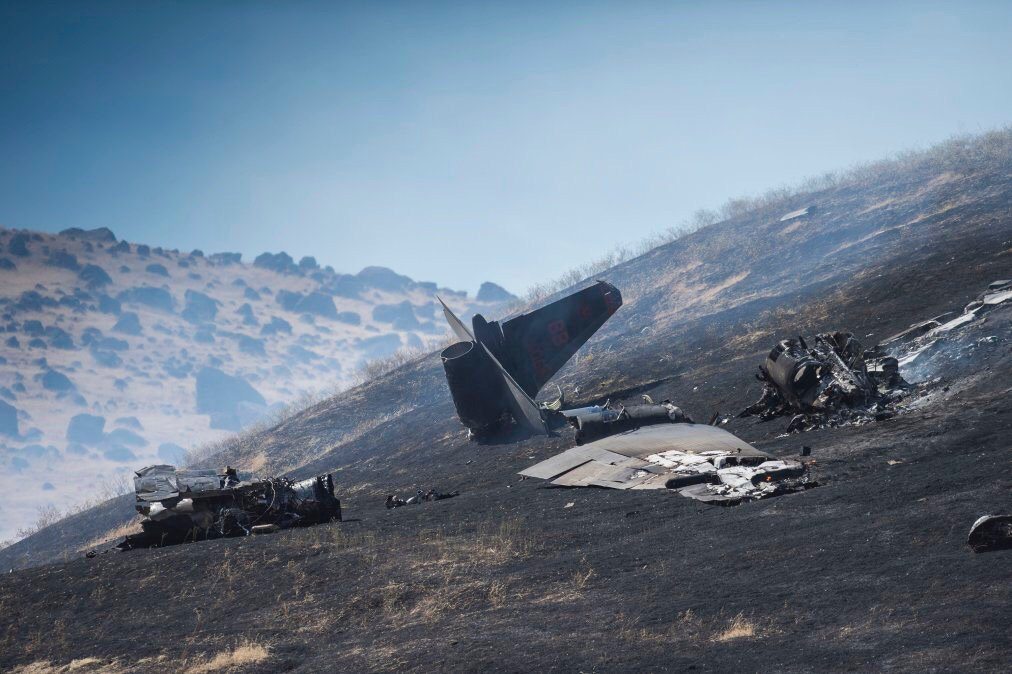 1 Pilot Dead, 1 Injured in U-2 Spy Plane Crash in California