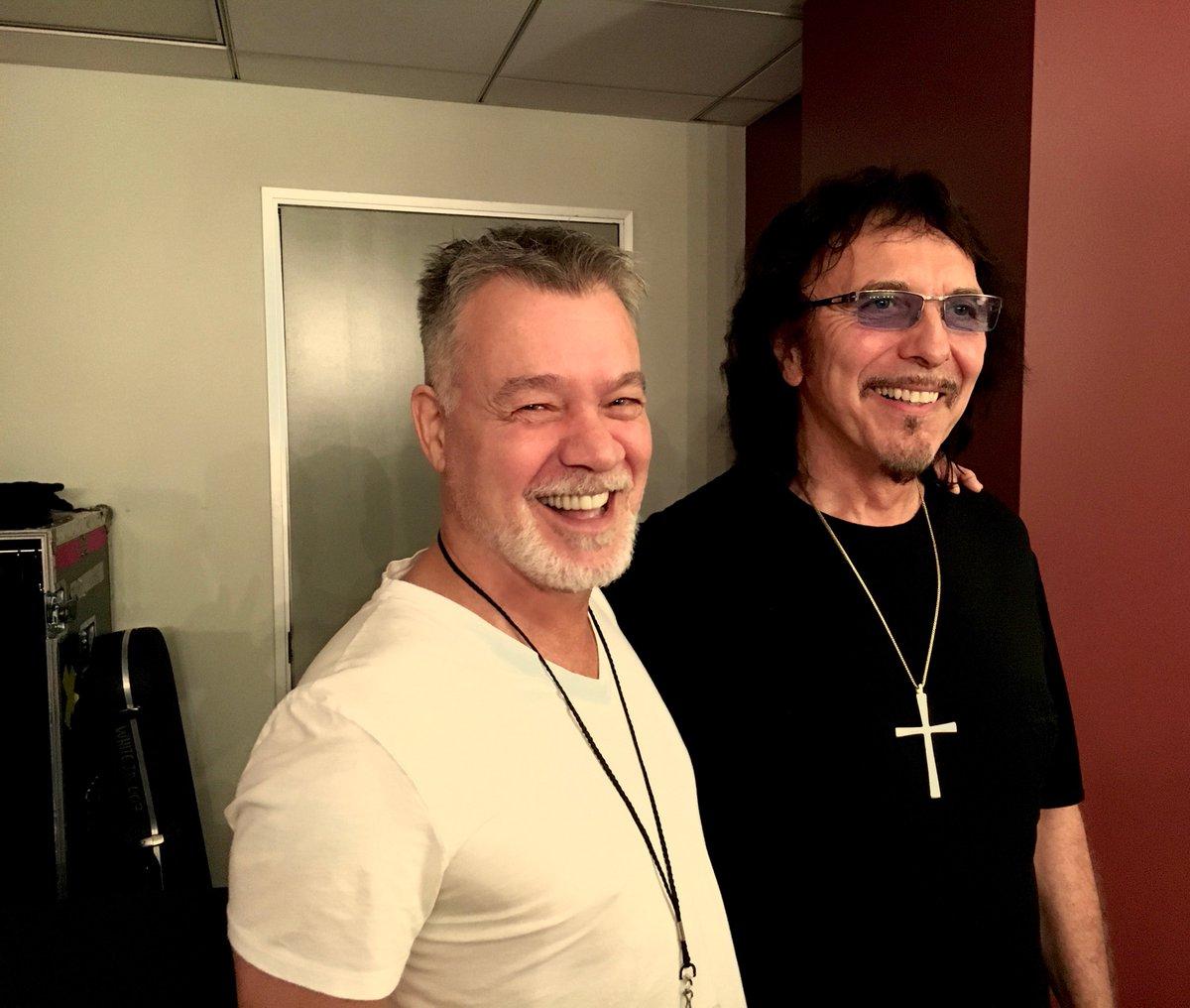 Last night, Black Sabbath at the Hollywood Bowl https://t.co/6QIOyQnFrH