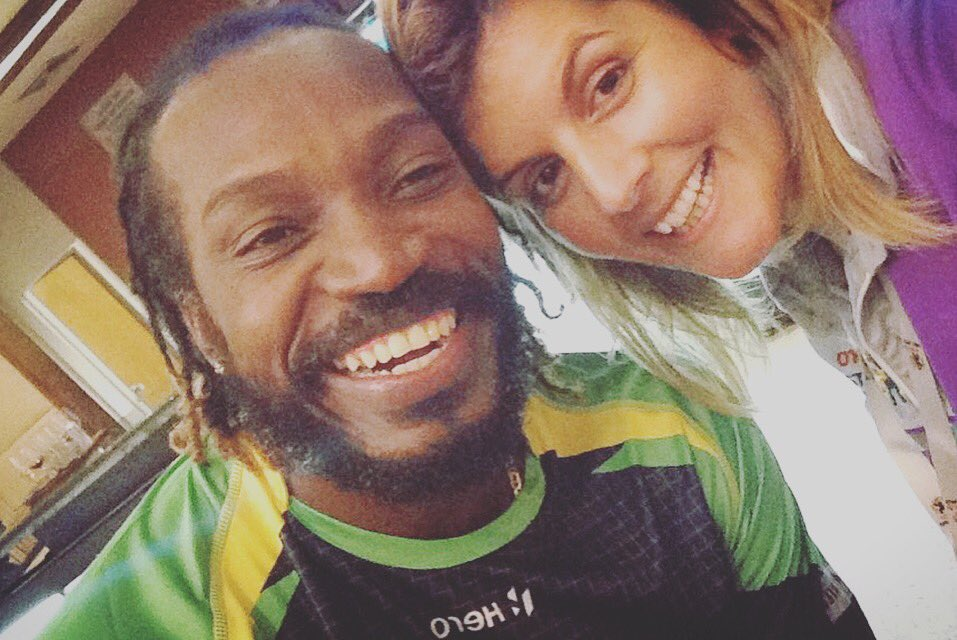 ...wishing the universe boss @henrygayle a #champion birthday