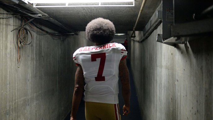 Kaepernick on death threats: If it happens, you've proved my point https://t.co/z3fod5pJuA #49ers #NFL https://t.co/dRhwwYJGOa