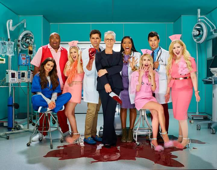 #ScreamQueens: Scream Queens