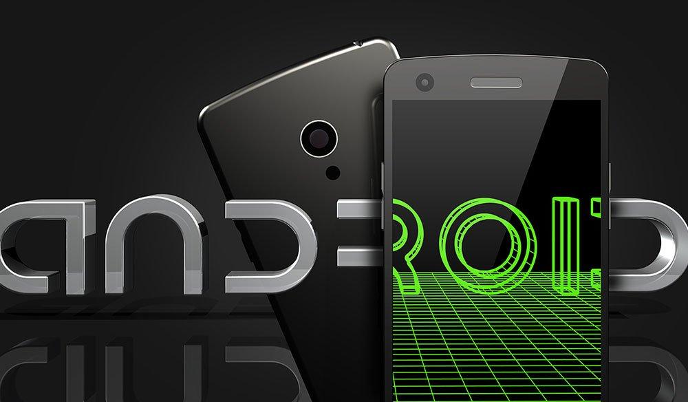 обои на телефон андроид логотипы № 145398 загрузить