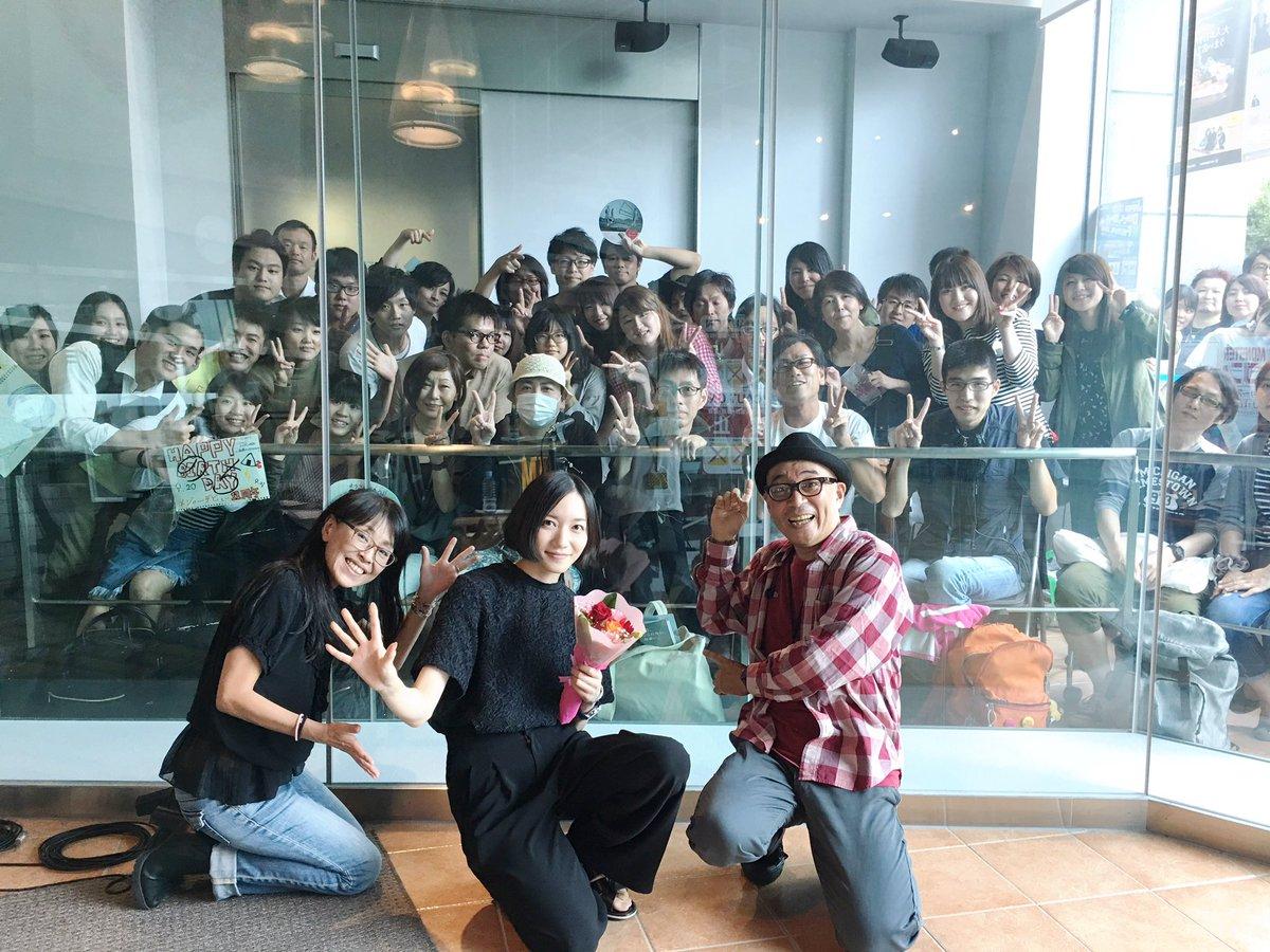 FM福岡「ラジゴン」、今日のゲストは #Perfume からのっち!やあ、なんて素敵な大人になっているのだろうとホレボレ。ファンの皆さんも暖かな応援ありがとう!   #prfm #fmrajigon https://t.co/v2nWINun5t