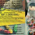 "Grand Launching ""ICE CINEMA""    2 Oktober16 Di Hall Mustafa Center lt. UG Royal Plaza Surabaya   Info: 085731688648 https://t.co/ciPxHNvm8Q"