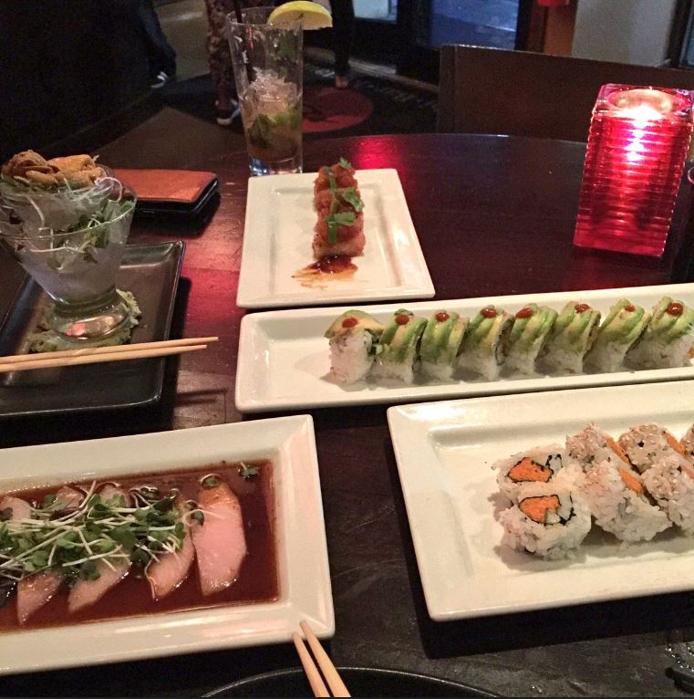 Would you believe us if we told you, you can get all this food for $25? #4for25 Wed, 3pm-close. #RAsushi