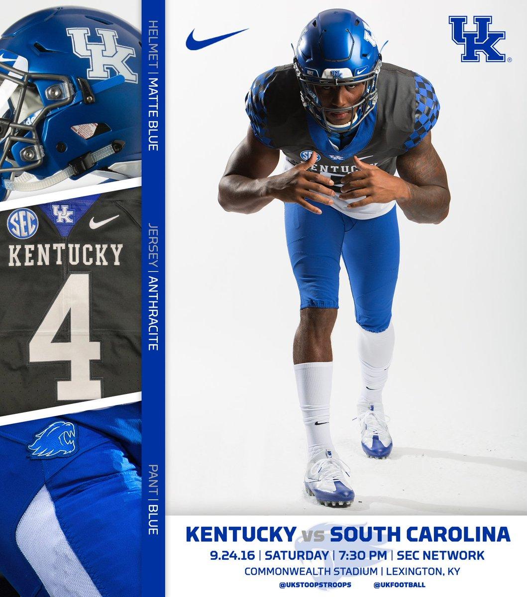 Tonight's Uniform Combination is… | Kentucky Sports Radio