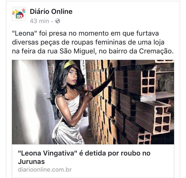 Leona Vingativa