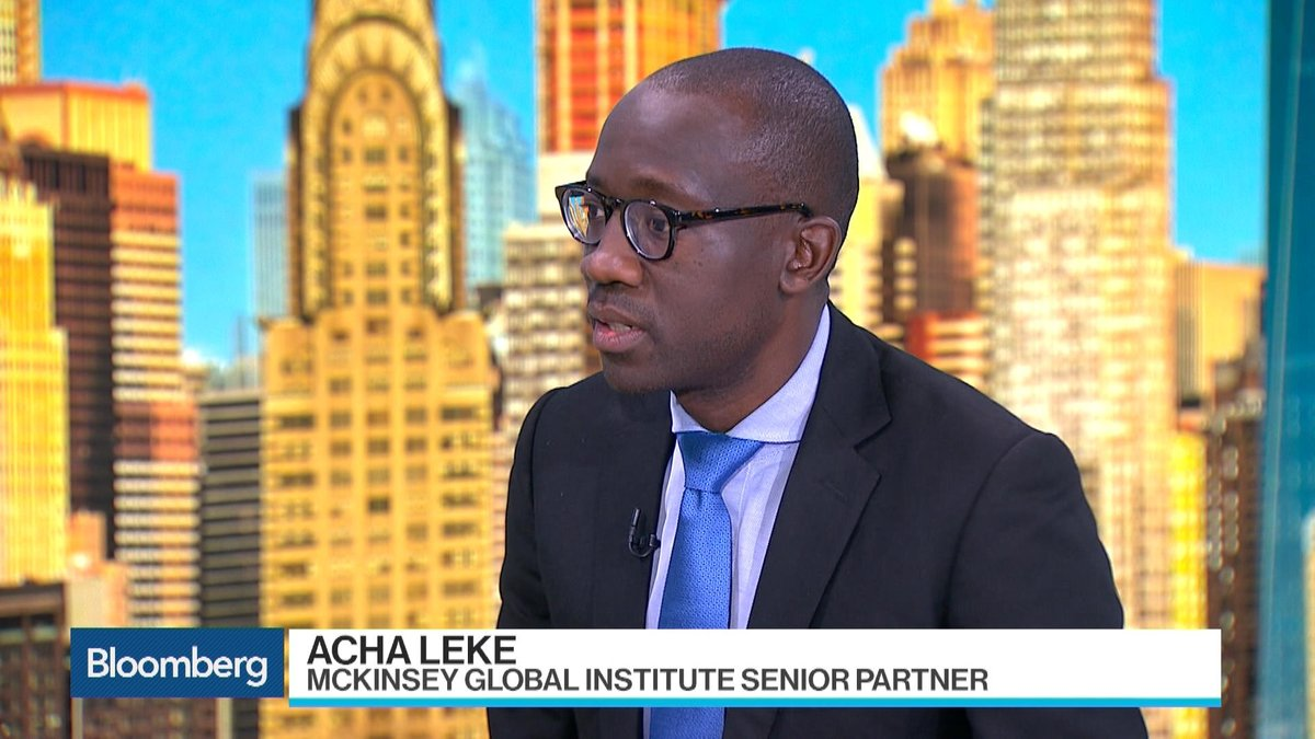 Leke: African Fundamentals Strong Amid Slowing Growth https://t.co/gTkiLdLodJ @achaleke @tomkeene @flacqua https://t.co/UXLZFufTVz