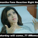 RT @GeminiTV: How many of you can relate to this..?? @Samanthaprabhu2 @LakshmiManchu #MemuSaitham @GeminiTV https://t.co/JMWoZE9YZW
