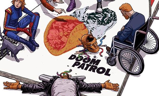@gerardway's Doom Patrol #1 Sells Out, Gets New Cover And Second Printing from @DCComics: https://t.co/mBglf8sImZ https://t.co/L1YiKrwlQc