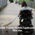 Donald Trump doesnt see people like Anastasia—he only sees disability. https://t.co/0aDgpwHtjv