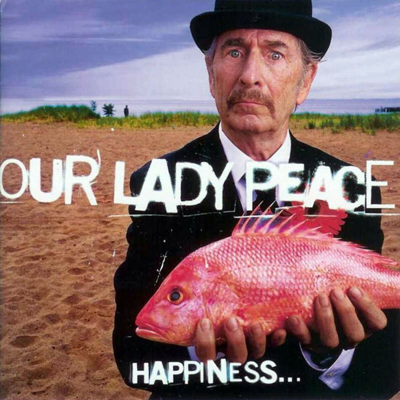 'Happiness... Is Not a Fish That You Can Catch' was released on this day in 1999! https://t.co/DKhzAfpL55