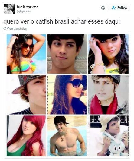 #MTVCatfishBr: MTV Catfish Br