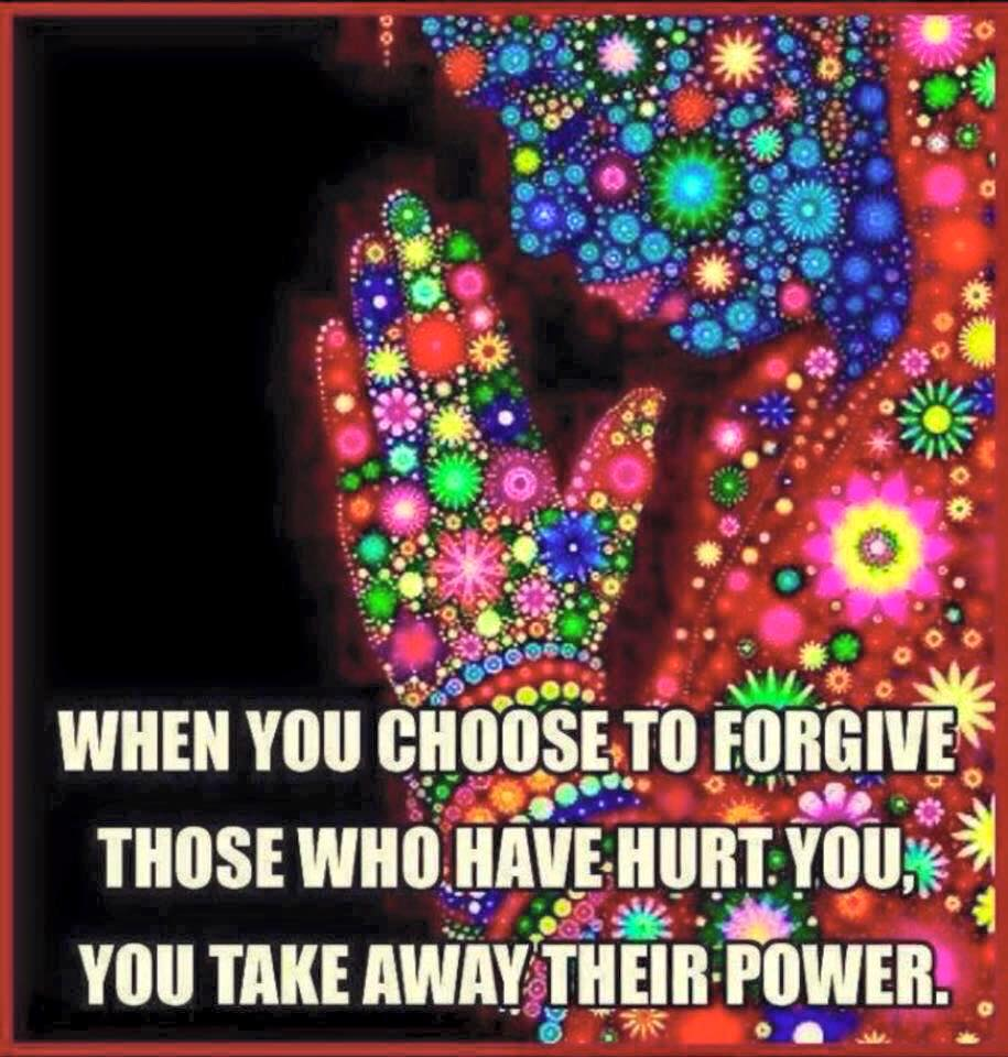 When you choose to forgive those who have hurt you, you take away their power #forgiveness #healing via @themoodcards https://t.co/7eAiHNPKh2